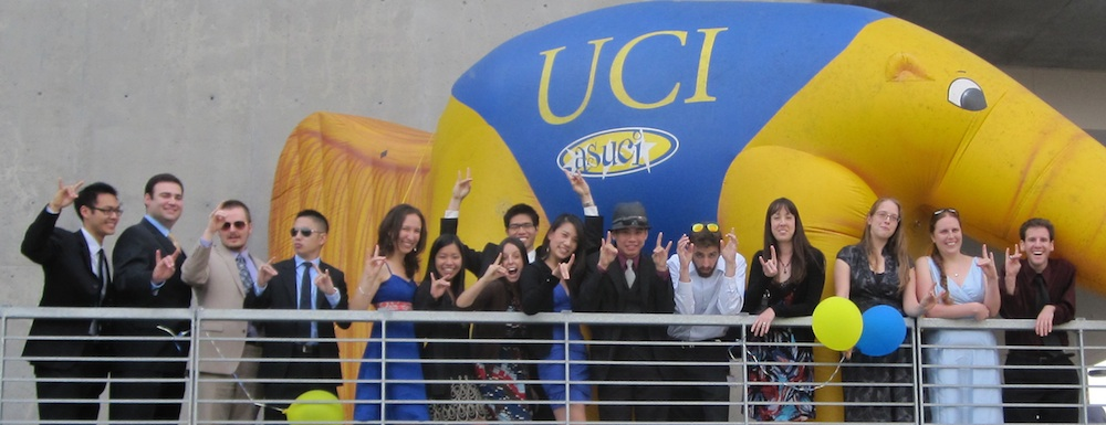 UC Irvine MEDleys a cappella group